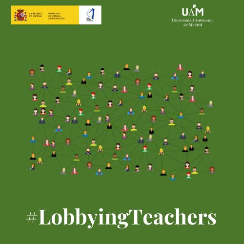 #LobbyingTeachers (logo_verde)